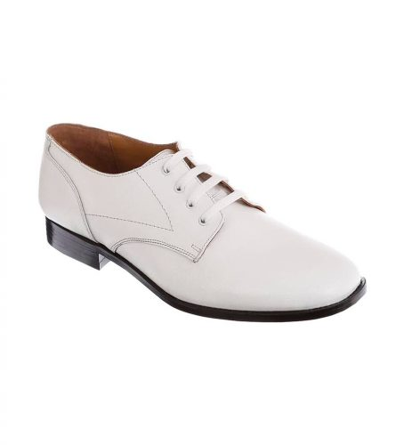 WHITE NAVY SHOES FNOS 2284