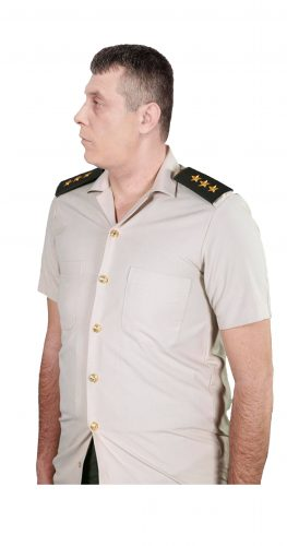 FD-MT 8096 MILITARY OFFICER SHIRTS